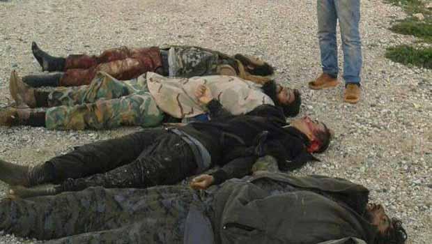 Rojava'da çok sayıda IŞİD toplu mezarı bulundu