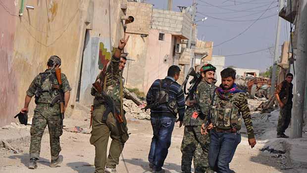YPG, Serêkaniyê'de 3 köyü kurtardı