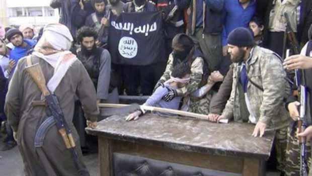 IŞİD cep telefonu kullanan 4 sivilin parmaklarını kesti