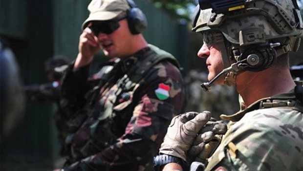 Macaristan'dan Kürdistan'a 150 Askeri Danışman