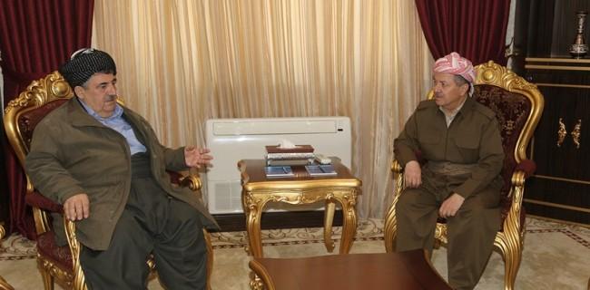 Başkan Barzani: Kerkük'ten vazgeçmeyeceğiz