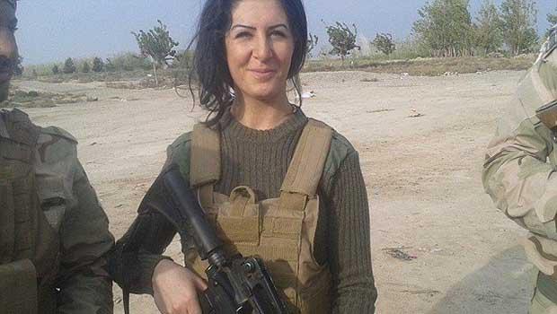 Danimarka'da IŞİD'le savaşan Kürtler'in yargılaması gündemde