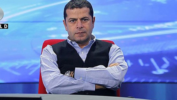 Cüneyt Özdemir: Müthiş bir baskı altındayız