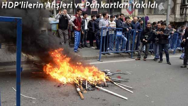 Trabzon'da Gergin 1 Mayıs!
