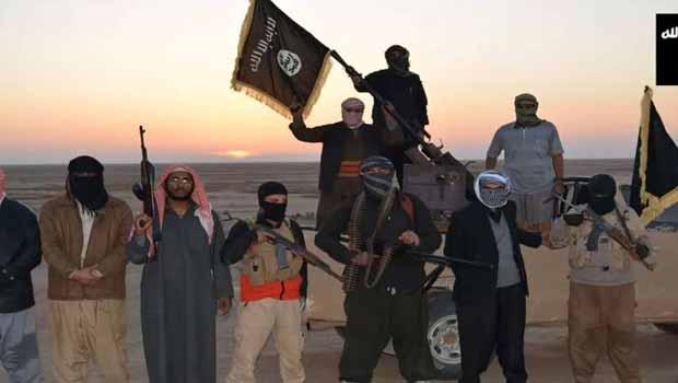 IŞİD  Suriye ve Irak'ta zor durumda