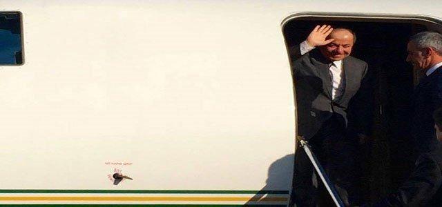 Başkan Barzani ABD'den ayrıldı