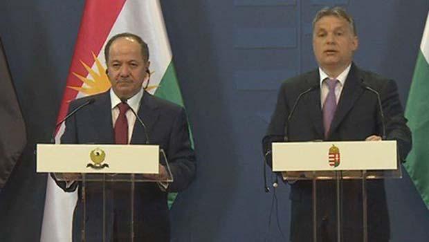 Macaristan'dan bağımsız Kürdistan'a destek