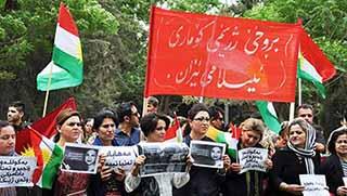 Kürt kadın aktivistler İran mahkemelerine güvenmiyor