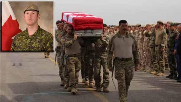 Vurulan Kanadalı askerlere ilişkin soruşturma raporu açıklandı