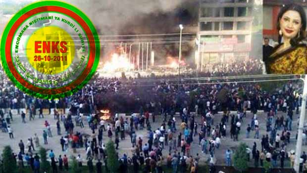ENKS, Urfa'da, Mahabad için oturma eylemi düzenleyecek