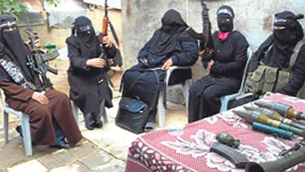 IŞİD'den yeni fetva; kadınlar eşlerinden izinsiz intihar eylemi yapabilecek
