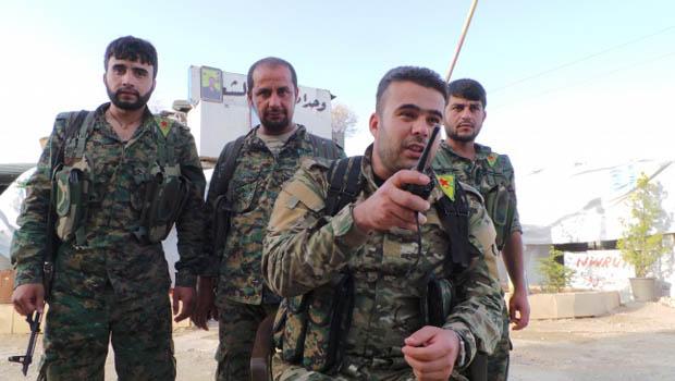 YPG Komutanı : Suriye'de  Özerk Kürdistan talebimiz yok