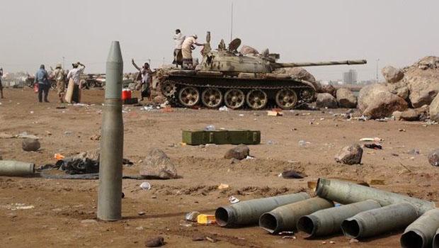 Husiler, Suudi Arabistan topraklarına girdi