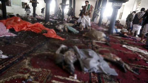 Suudi Arabistan ve Yemen'de Şii camiilerine saldırı