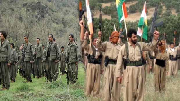 PKK, Doğu Kürdistan Peşmergelerine geçit vermiyor