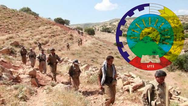 KDP-İ bölgeden çekilmeyecek
