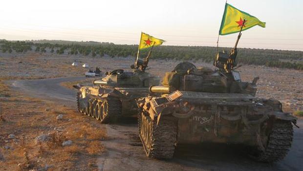 Beklenen Girê Spî (Tel Abyad) operasyonu başladı