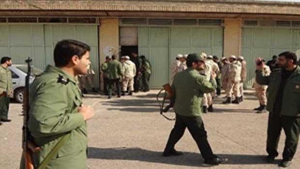 İran Askerleri Bokan'a bağlı köylere askeri yığınak yapıyor