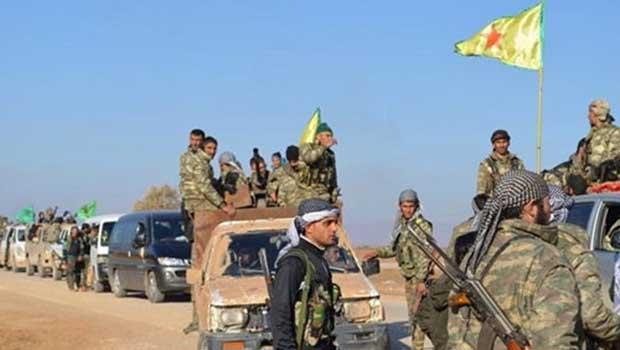 YPG Girê Sipî'ye ilerlemeye devam ediyor