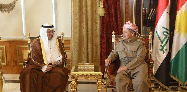 Barzani: Mezhep çekişmelerinde taraf olmayacağız