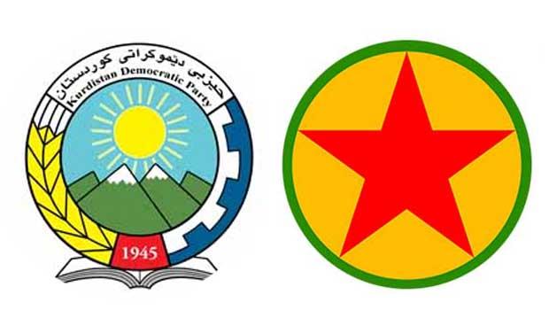 KDP-İ ve PKK, arasındaki toplantı sona erdi
