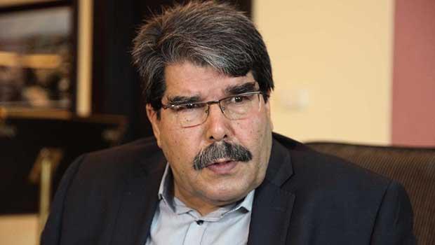 Salih Müslim: YPG Girê Spî'den çekilecek
