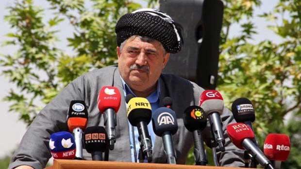 Hacı Mahmud'dan YNK, Goran ve İslami Partilere Sert Eleştiri