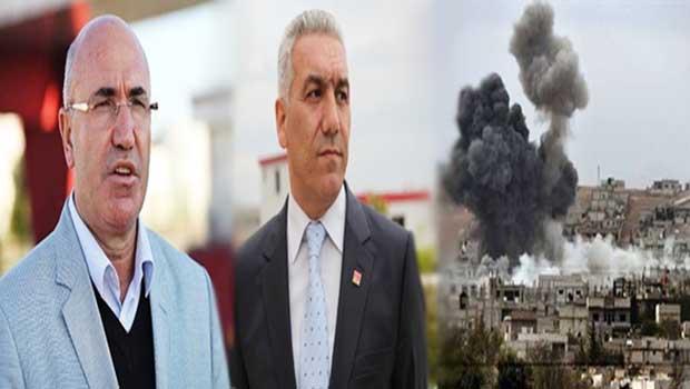 CHP IŞİD'lilerin Türkiye'den girdiğini ve bu gece de saldıracağını iddia etti