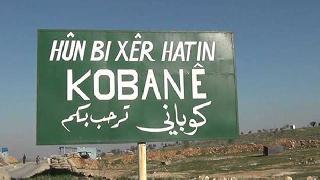 IŞİD bombalı araçlarla Kobanê\'ye Saldırdı