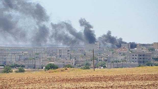 IŞİD'in Keskin nişancıları Kobanê'nin stratejik bölgelerinde!