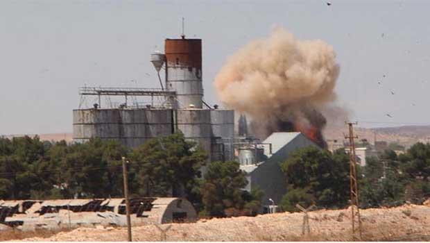 Kobanê'de ikinci bombalı saldırı [VİDEO]