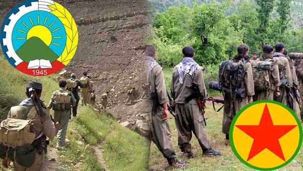 PKK Gerginliğe Neden Olan Bölgeden Çekiliyor!