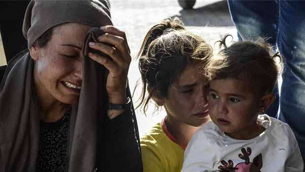 Gözlemevi: Kobane katliamında ölü sayısının artmasından endişeliyiz