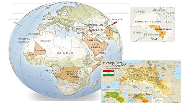Bağımsız Kürdistan'a Doğru