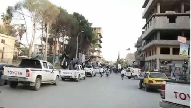 IŞİD'in Girê Spî'de bir mahalleyi ele geçirdiği ileri sürüldü