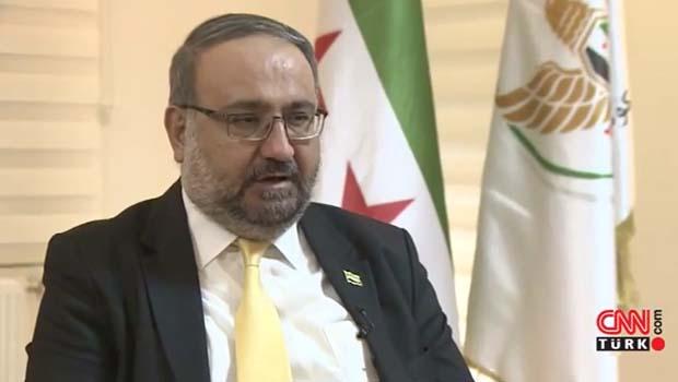 ÖSO Başkanı: PYD'nin bir Kürd Devleti kurmasına izin vermeyeceğiz [VİDEO]