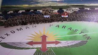 Temel şart Kürdistan Ordusu!