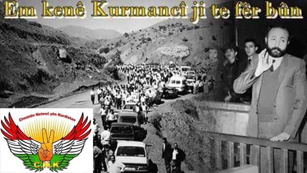 CNK Gençliği Vedat Aydın'ı andı!