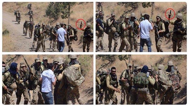 Kürt Vekil Ferhat Encü'ye Darbın Görüntüleri [VIDEO]