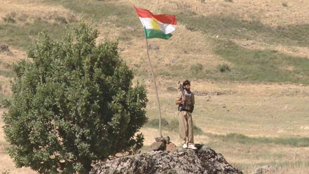 İran Pasdarları Kürdistan sınırında!