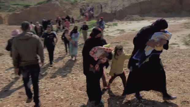 IŞİD'in elinden kaçan 34 Ezidinin özgürlük Belgeseli