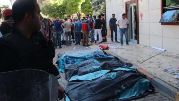 ABD Büyükelçiliği: saldırıyı kınıyoruz
