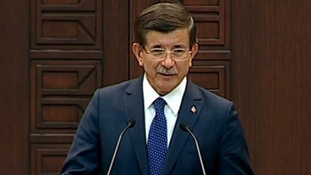 Davutoğlu:  ilk bulgular IŞİD'i işaret ediyor