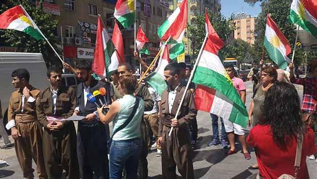 TEVGER: Kürtler Devletleşmedikleri sürece katliamlar her zaman olacaktır