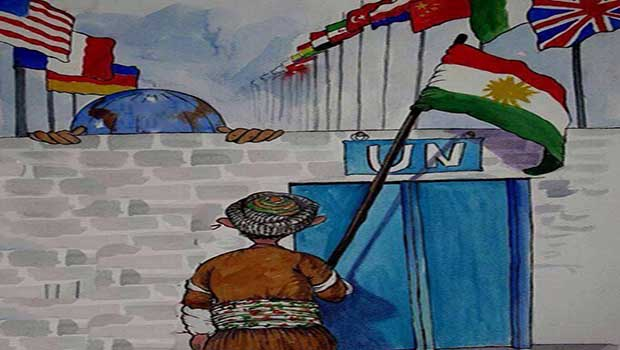 Bağımsız Kürdistan Kapıdadır