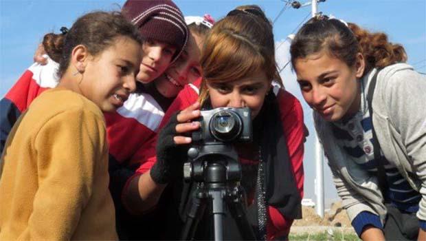 Kürd çocukların çektiği film Beyaz Saray'da izlenecek