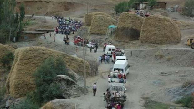 Yeni Türkiye'de köy boşaltmalar yeniden başladı