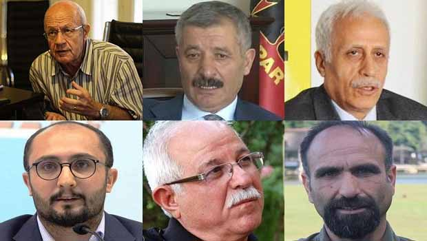 Siyasi ve Yazarlardan Başkan Barzani'ye destek