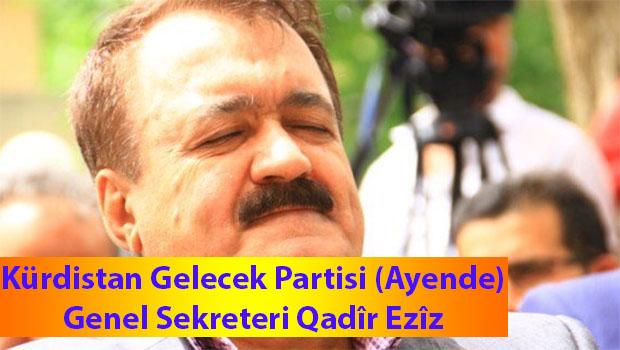 Kürdistan Bölge Başkanlığı için tek aday Mesud Barzani'dir