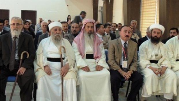Ezidi Kürdleri Ruhani Meclisi: Barzani görevde kalmalı
